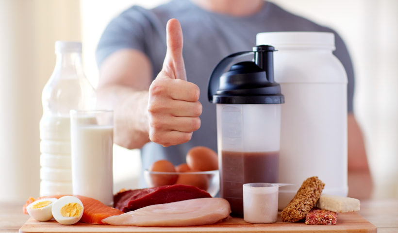 Whey Protein For Men in Malaysia