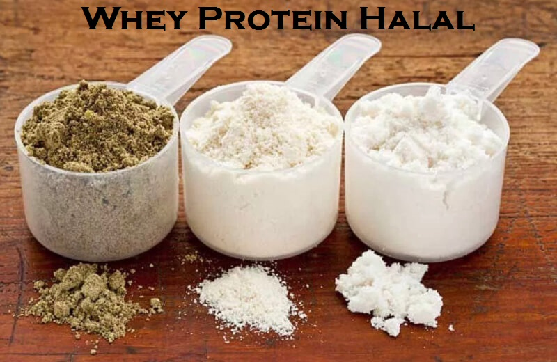 Whey Protein Halal