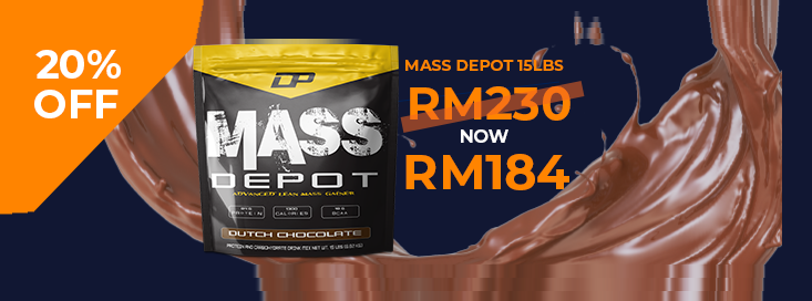 DP Whey Depot Protein