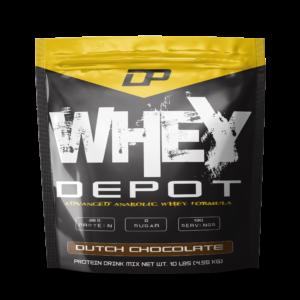 DP Whey Depot Protein Powder